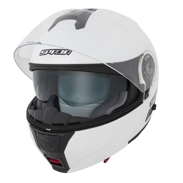 Spada Cyclone Helmet - Pearl White
