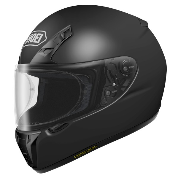 Shoei RYD Plain Matt Black