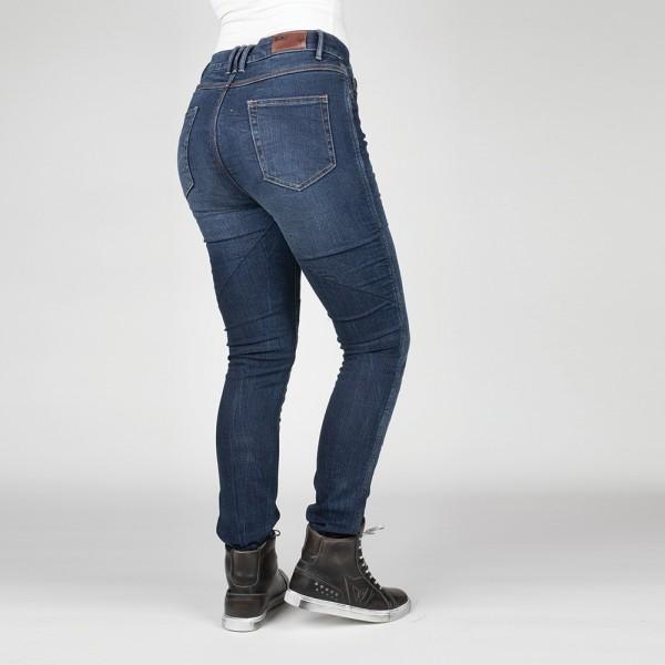 Bull-it Women's Covert SP120 (AAA) Blue Straight Short