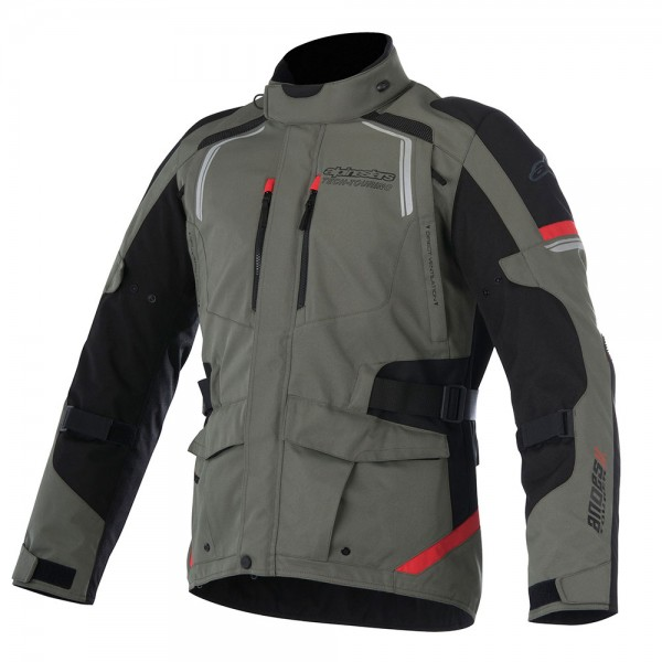 Alpinestars Andes Drystar Jacket v2 Military Green