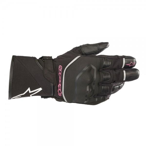 Alpinestars Andes Touring Drystar Gloves Black & Fuchsia