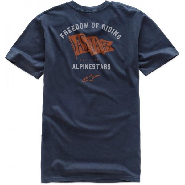 Alpinestars Banner Tee Navy