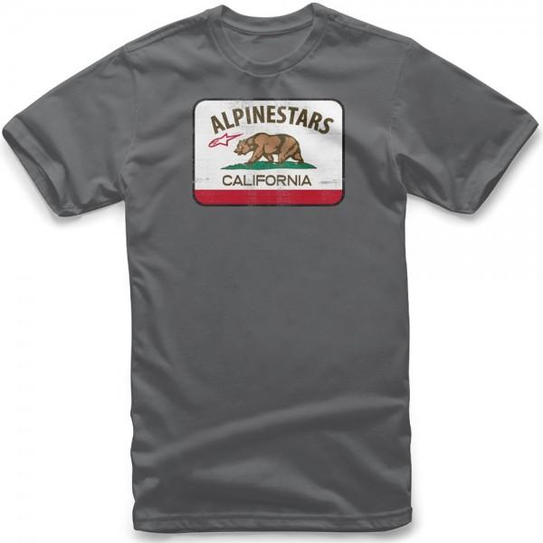 Alpinestars Cali Tee - Charcoal