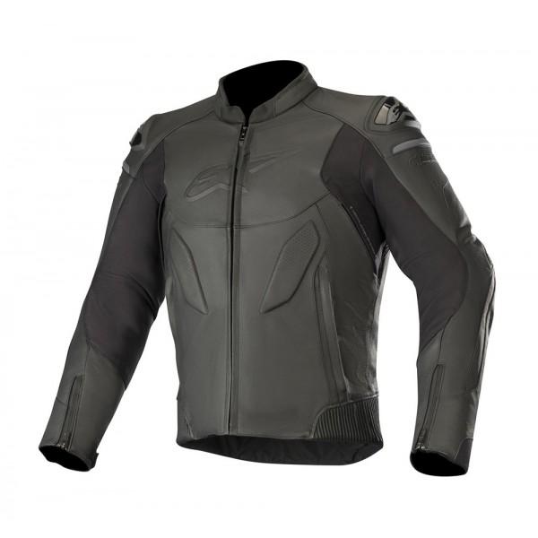 Alpinestars Caliber Leather Jacket - Black