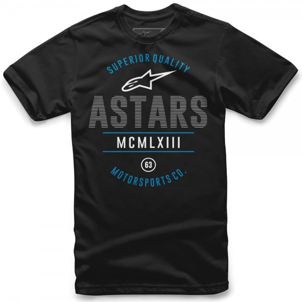 Alpinestars Civil Tee Black
