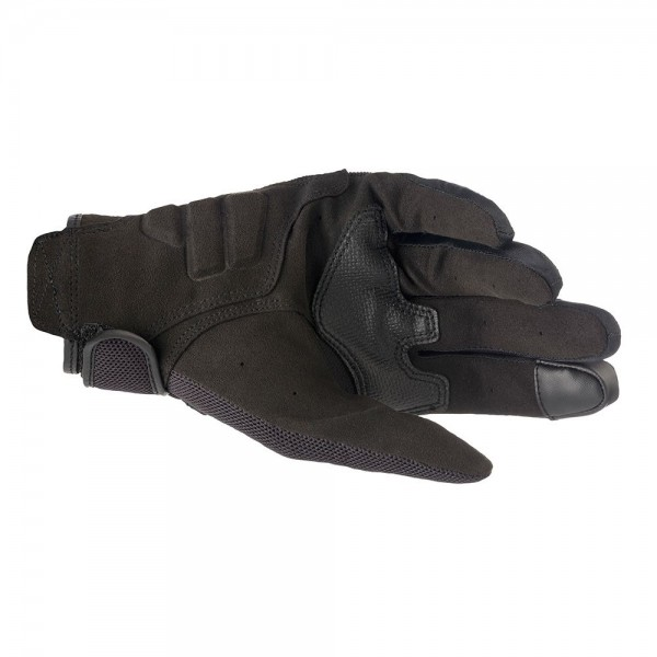 Alpinestars Copper Gloves Black & Red Fluo