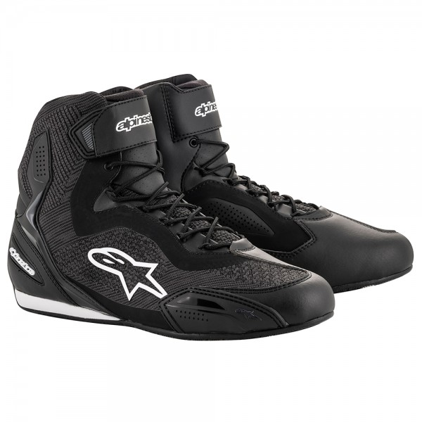 Alpinestars Faster-3 Rideknit Shoes Black