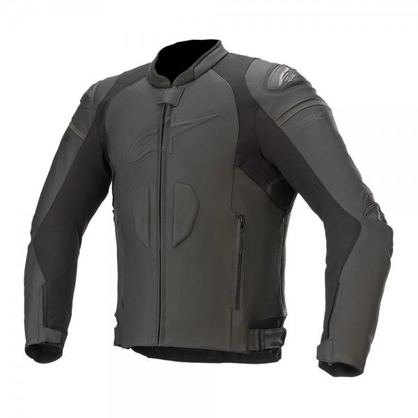 Alpinestars GP Plus R v3 Leather Jkt Black Black