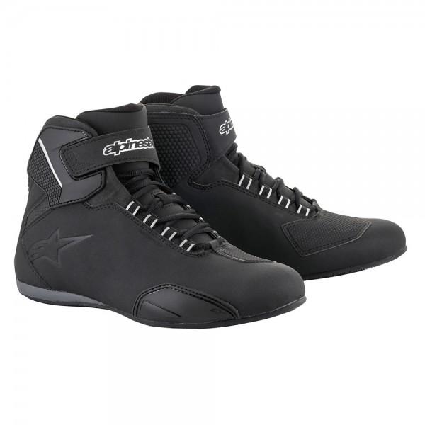 Alpinestars Sektor Waterproof Shoe Black