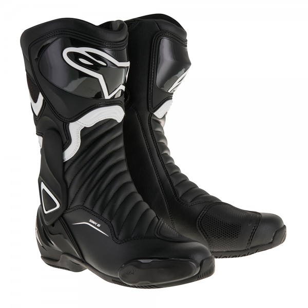 Alpinestars SMX 6 v2 Boot Black & White