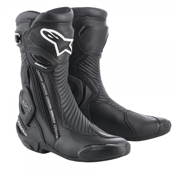 Alpinestars SMX Plus v2 Boots - Black