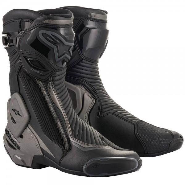Alpinestars Smx Plus V2 Boots - Blk/Gry