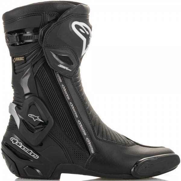 Alpinestars SMX Plus V2 Goretex - Black/Silver