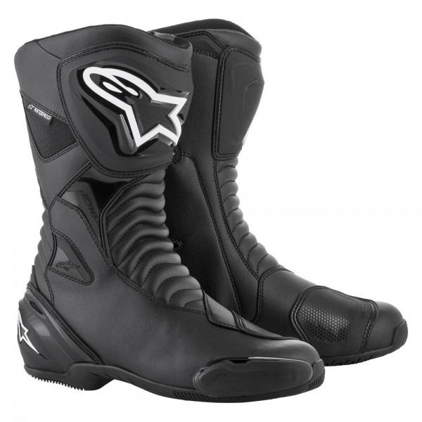 Alpinestars SMX S WP Boot - Black/Black