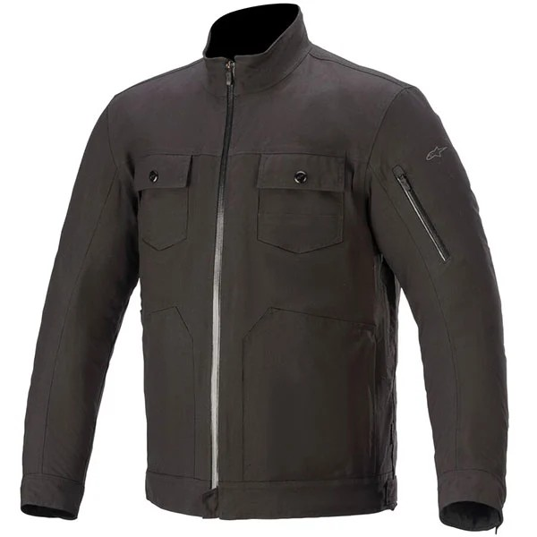 Alpinestars Solano Waterproof Jacket Black