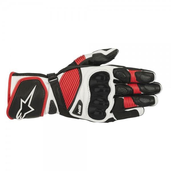 Alpinestars SP-1 v2 Gloves - Black/White/Red