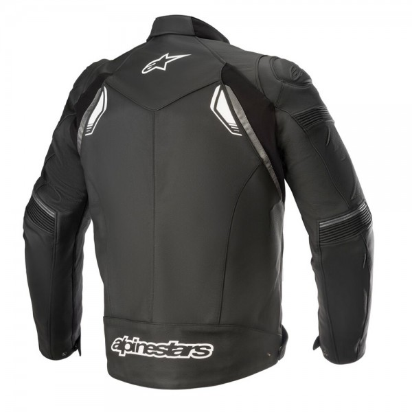 Alpinestars SP-1 v2 Leather Jacket Black & Dark Grey