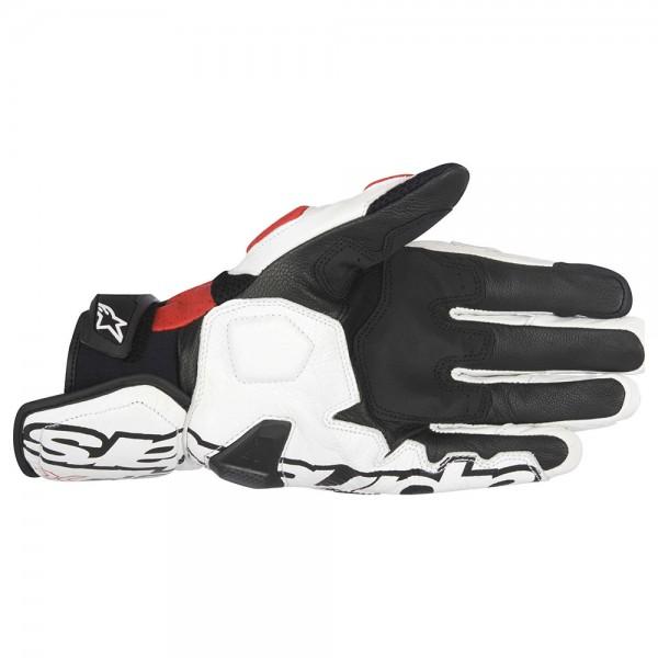 Alpinestars SP-X Air Carbon Gloves Black White Red