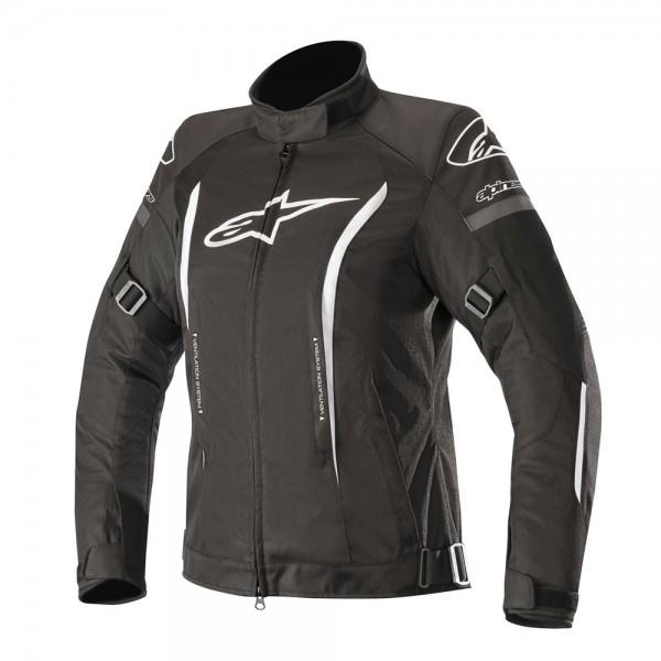 Alpinestars Stella Gunner v2 Waterproof Jacket - Black/White