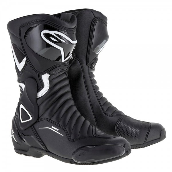 Alpinestars Stella SMX 6 v2 Boot Black & White