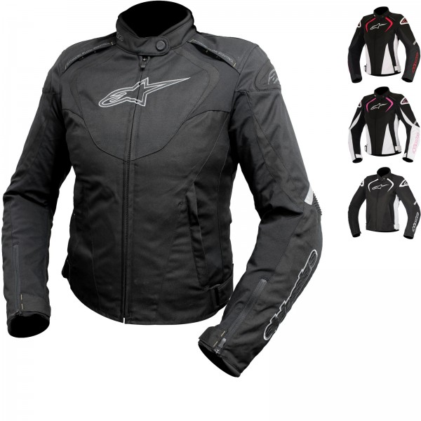 Alpinestars Stella T-Jaws Ladies Jacket Black & Anthracite