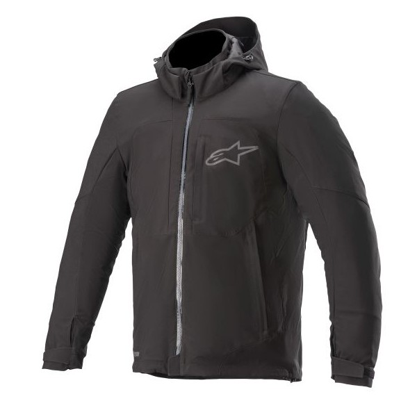 Alpinestars Stratos V2 Techshell Drystar Jacket - Black