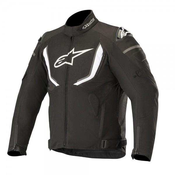 Alpinestars T-GP R v2 Waterproof Jacket - Black/White