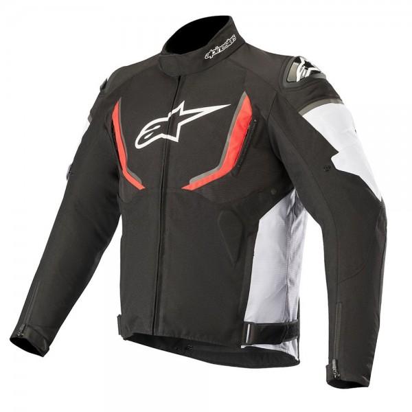 Alpinestars T-GP R v2 Waterproof Jacket - Black/White/Red