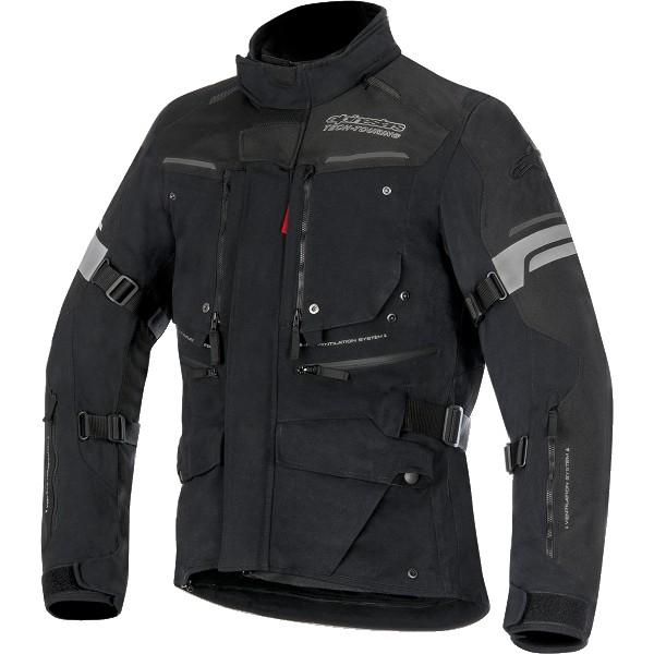Alpinestars Valparaiso v3 Drystar Jacket - Black