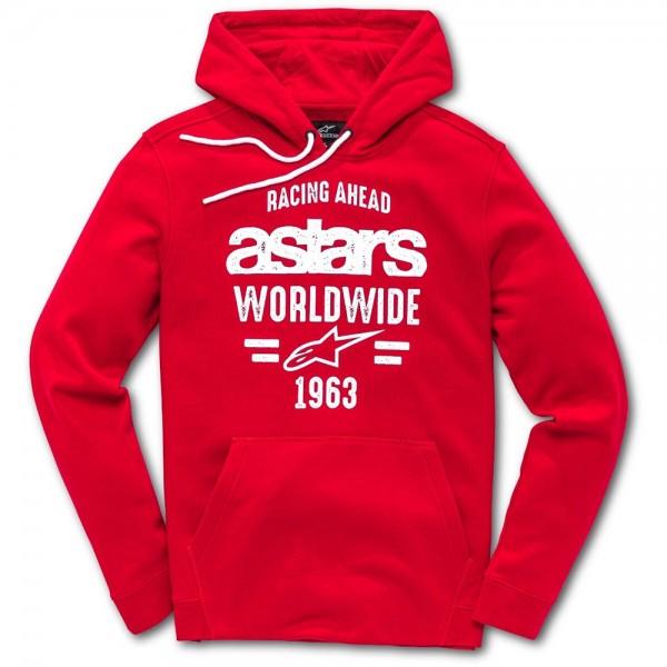 Alpinestars World Fleece Red