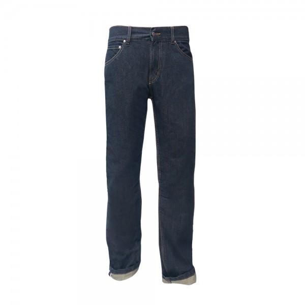Bull-it Men's Cafe Blue SR6 Blue Jeans Regular