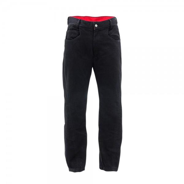 Bull-it Men's Sidewinder SR6 Black Jeans Short