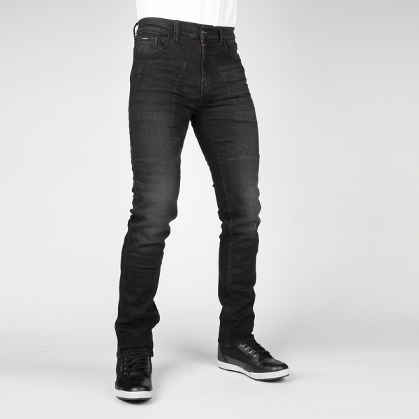 Bull-it Mens Covert SP120 (AAA) Black Slim Short
