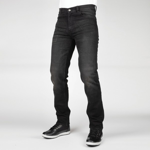 Bull-it Mens Covert SP120 (AAA) Black Straight Short