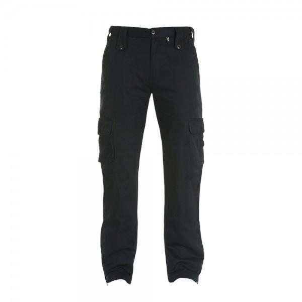 Bull-it SR6 Men's Black Cargo Jeans Regular