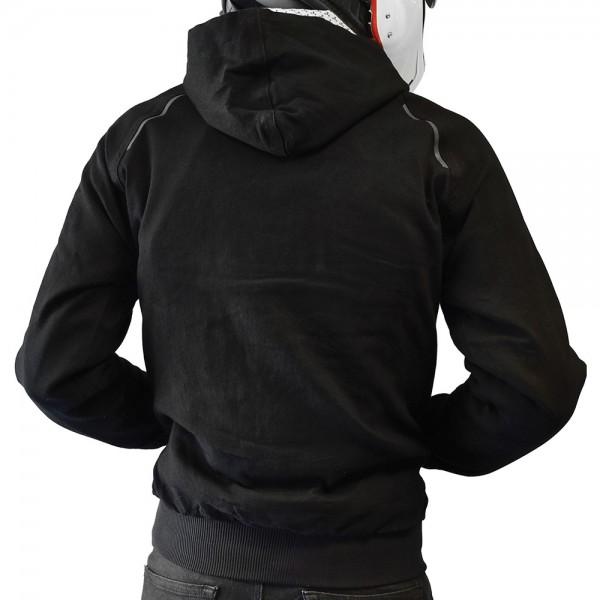 Bull-it Tactical Hoodie Black