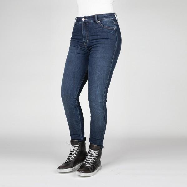 Bull-it Women's Covert SP120 (AAA) Blue Slim Short