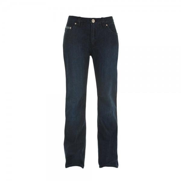 Bull-it Women's Italian Boot Cut SR6 Blue Jeans Regular