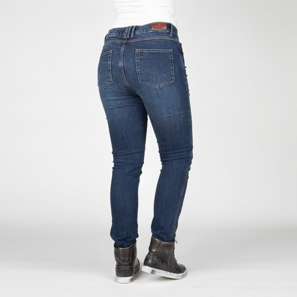 Bull-it Women's Tactical SP75 (AA) Icona Blue Straight Long