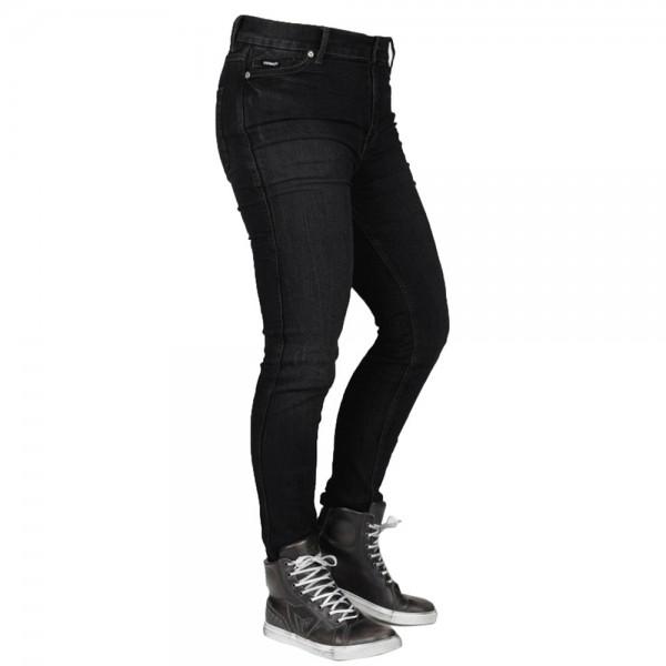 Bull-it Women's Tactical SP75 (AA) Stone Black Slim Short