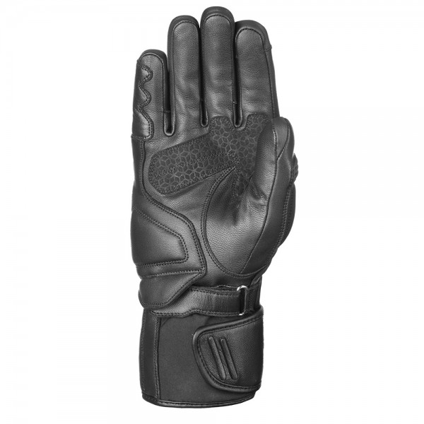 Hexham MS Glove Tch Blk