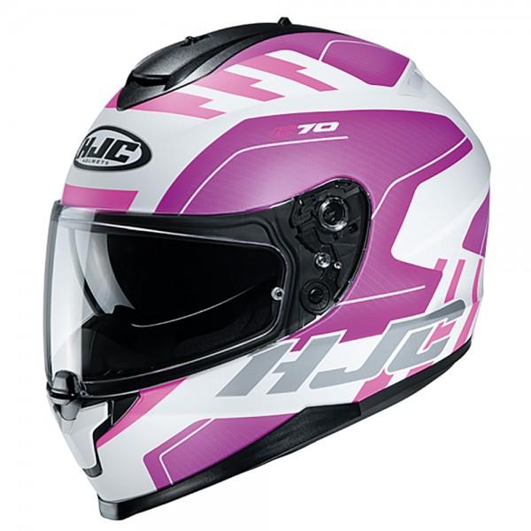 HJC C70 Koro MC8SF Pink