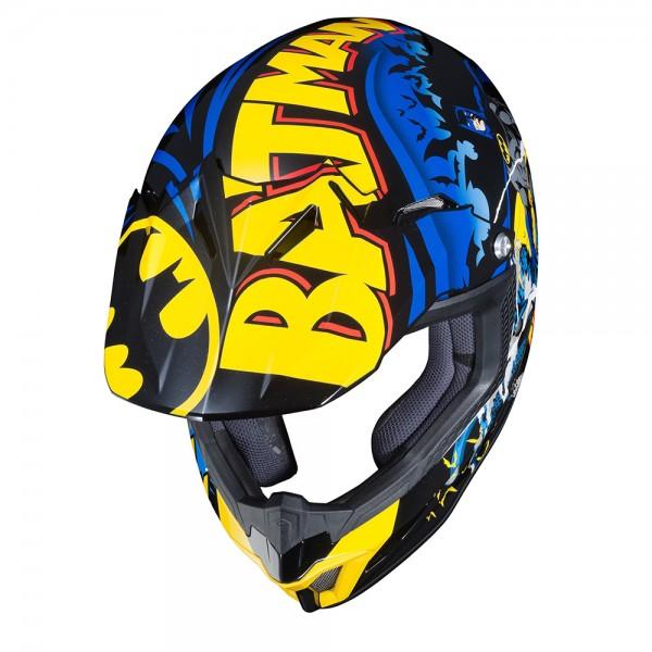 HJC CL-XY II Batman MC23