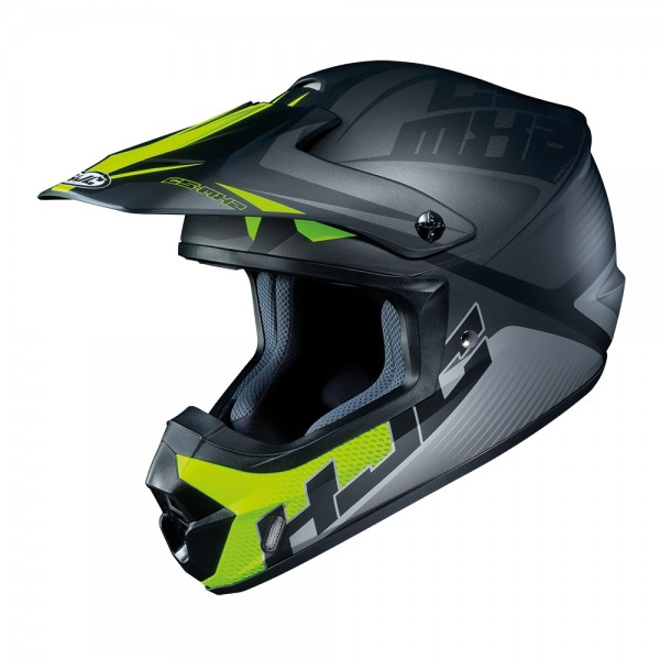 HJC CS-MX II Ellusion MC5SF Black