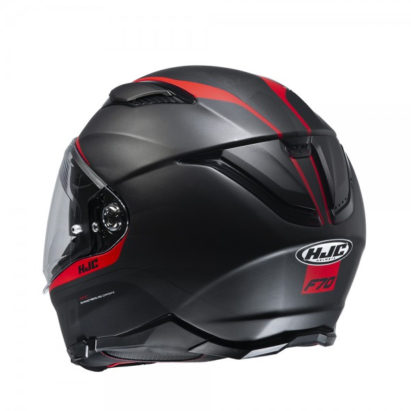 HJC F70 Feron MC1SF Red