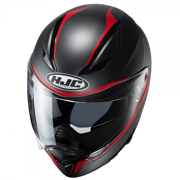 HJC F70 Feron MC1SF Red