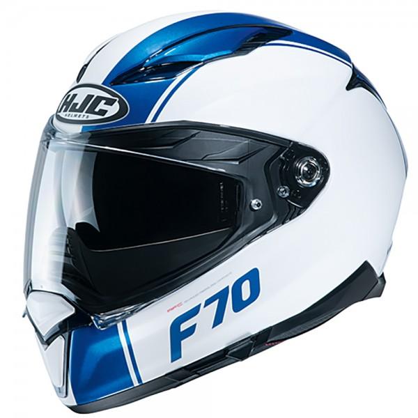 HJC F70 Mago MC2SF Blue
