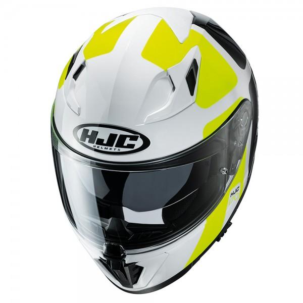 HJC I70 Prika MC4H Yellow