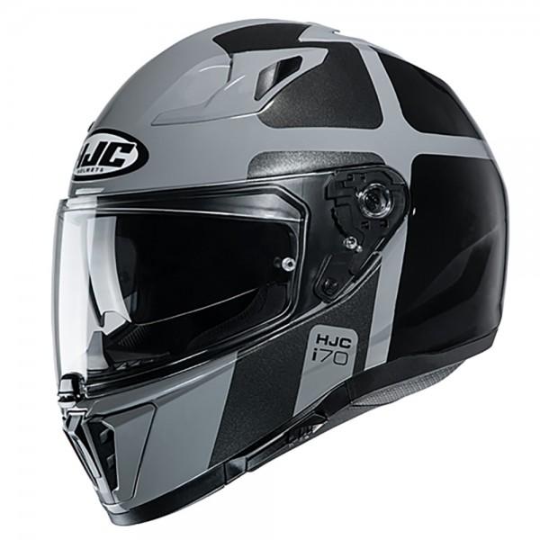 HJC I70 Prika MC5 Black