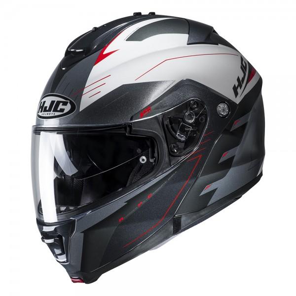 HJC IS-Max II Flip Front Cormi Red